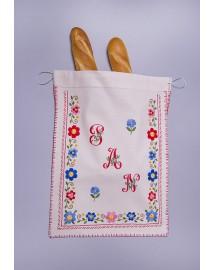 bolsa de pan-flor de manila