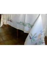 sabanilla de altar. bordados litúrgicos artesanos