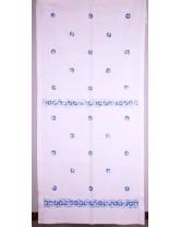 cortina cenefas. bordados de lagartera a mano personalizados